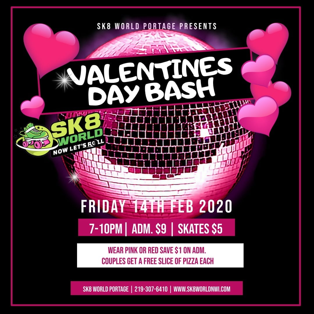 Valentines Day Bash ad